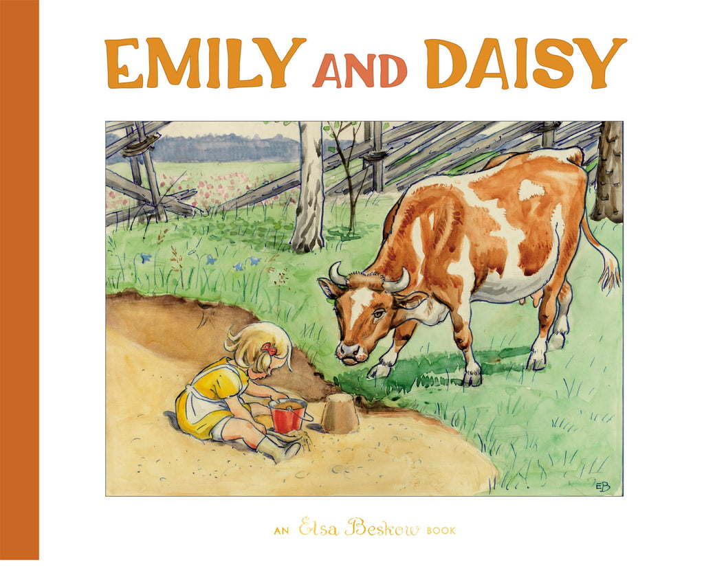 <i>Emily and Daisy</i> by Elsa Beskow