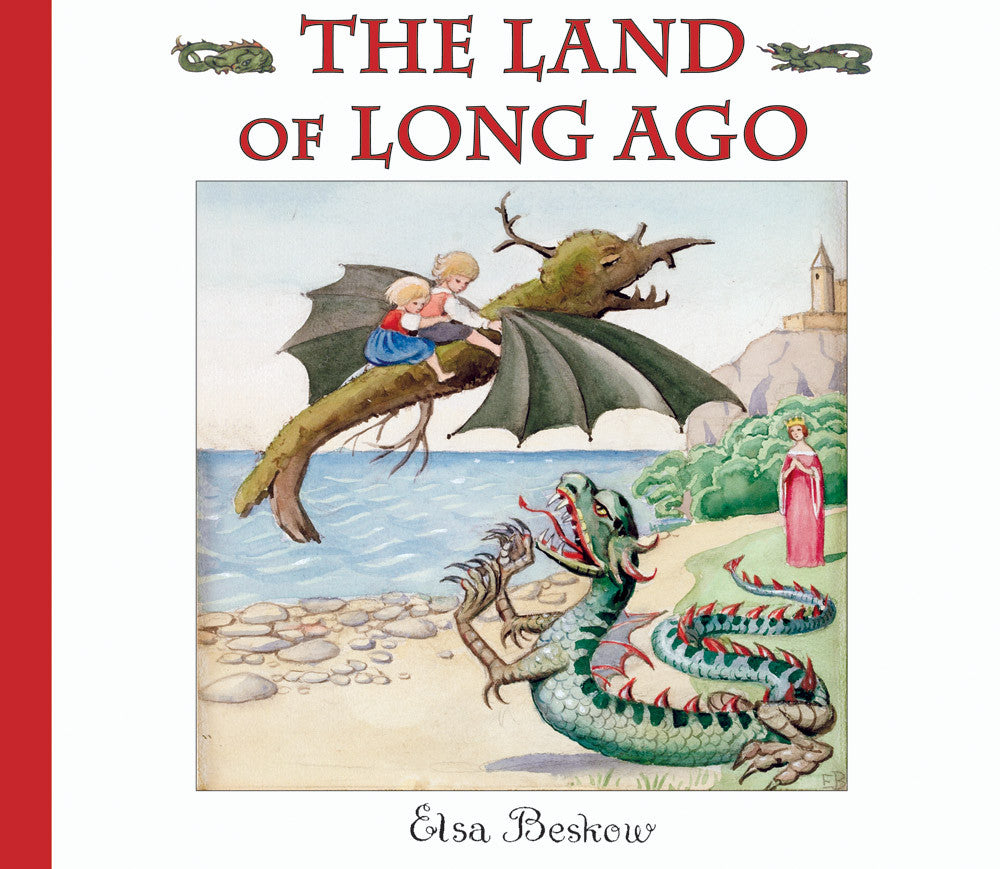 <i>The Land of Long Ago</i> by Elsa Beskow