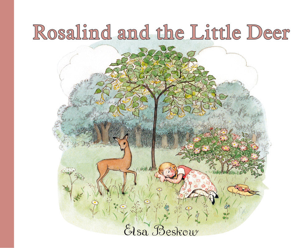 <i>Rosalind and the Little Deer</i> by Elsa Beskow