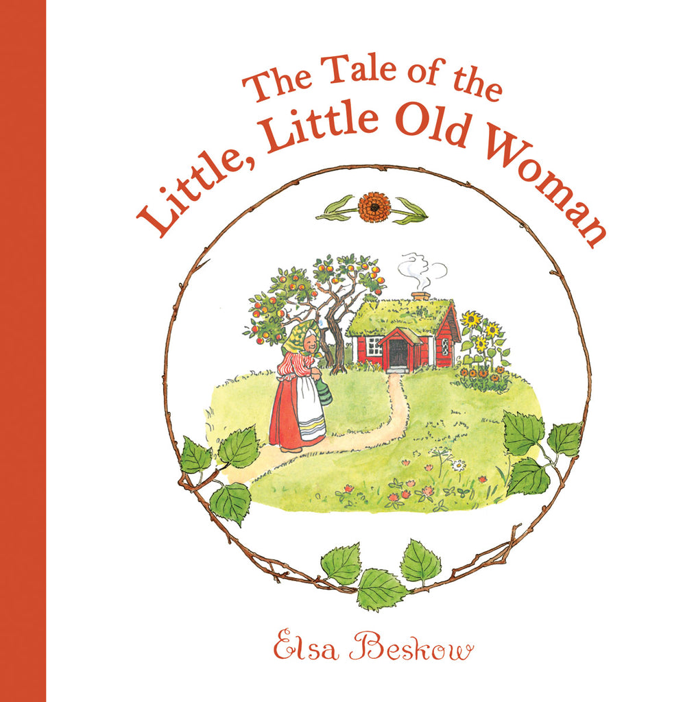 <i>The Tale of the Little, Little Old Woman</i> by Elsa Beskow