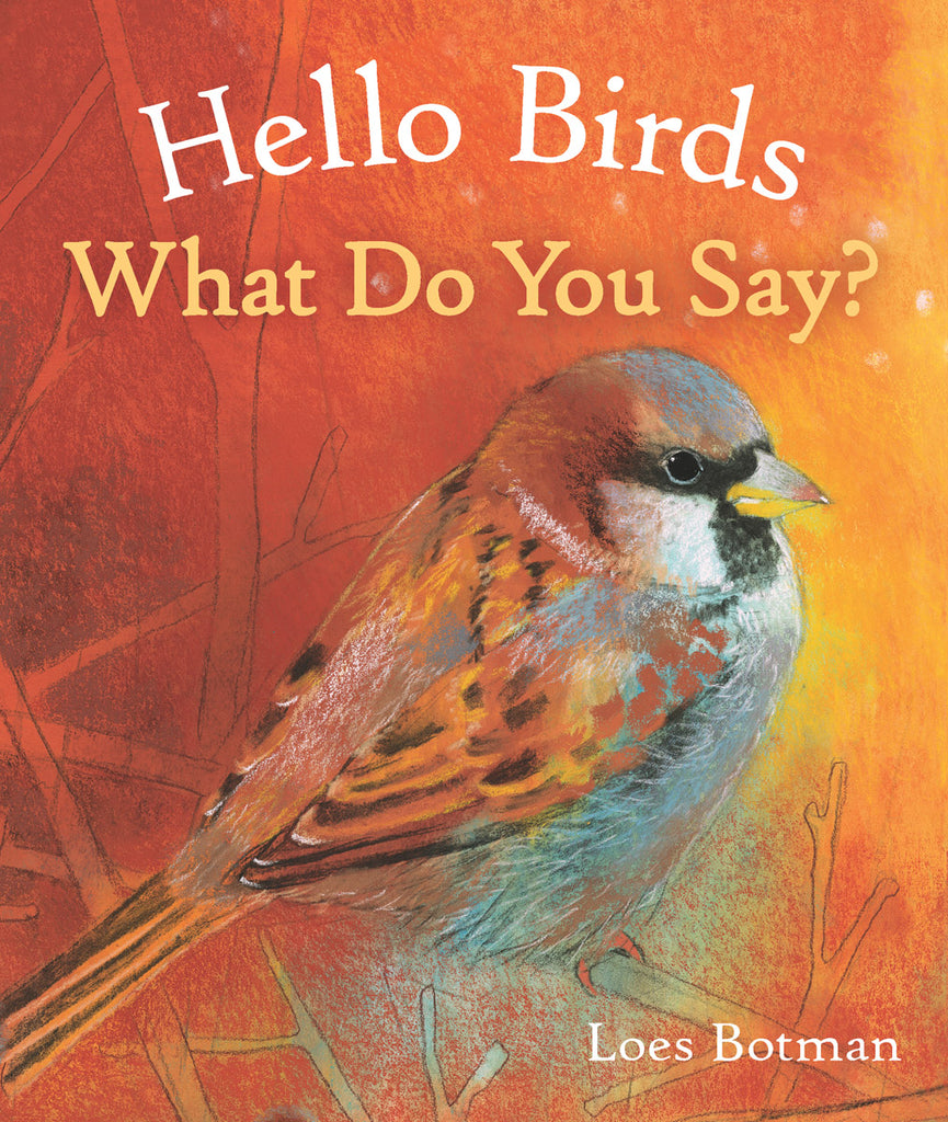 <i>Hello Birds, What Do You Say?</i> by Loes Botman