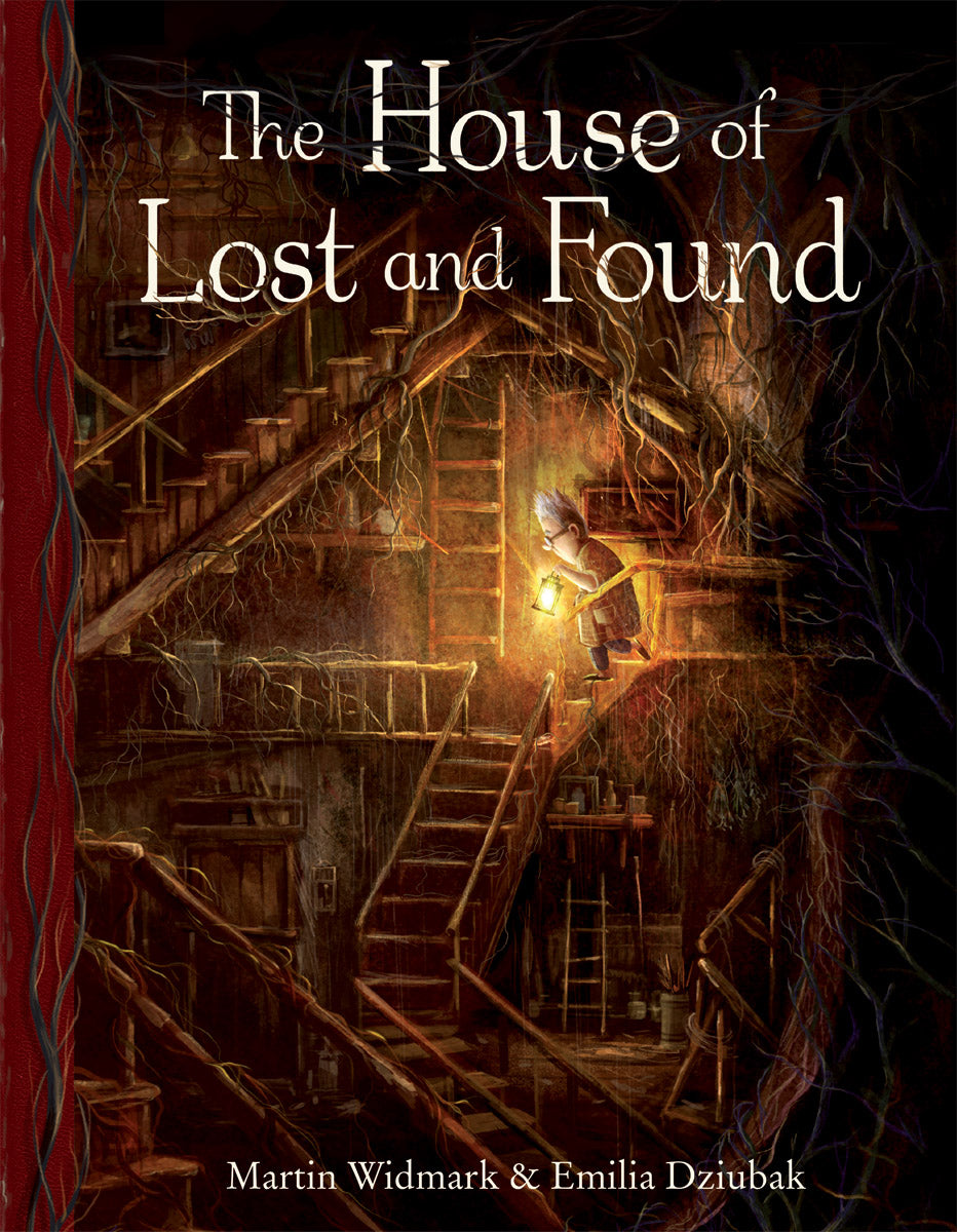 <i>The House of Lost and Found</i> by Martin Widmark, illustrated by Emilia Dziubak