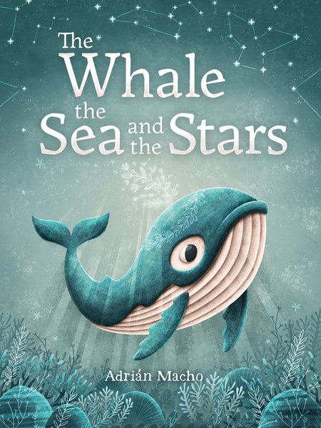 <i>The Whale, the Sea, and the Stars</i> by Adrián Macho