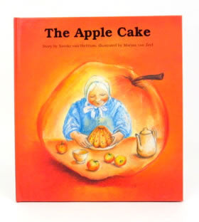<i>The Apple Cake</i> by Nienke van Hichtum