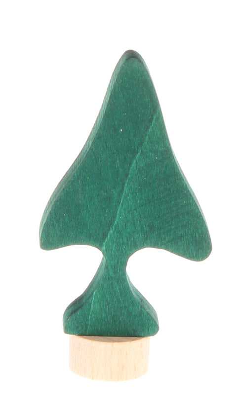 Grimm's Birthday Ring Decoration - Fir Tree