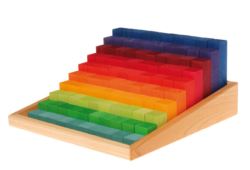 Stepped Counting Blocks - Grimm's