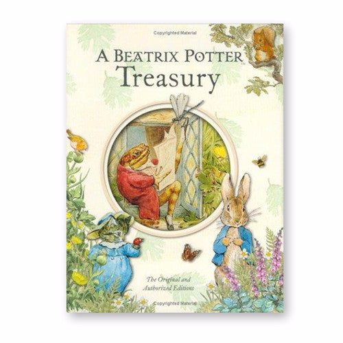 <i>A Beatrix Potter Treasury</i> The Original and Authorized Editions