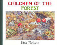 <i>Children of the Forest</i> <b>Mini Edition</b> by Elsa Beskow