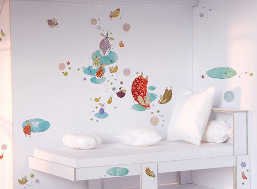 Elves Meadow Wall Stickers