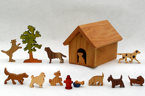 Dog House Story Box Set