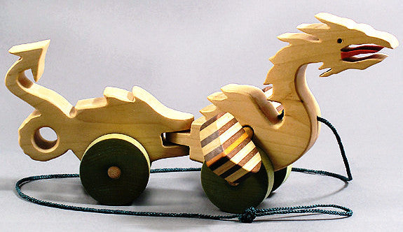 Dragon Pull Toy