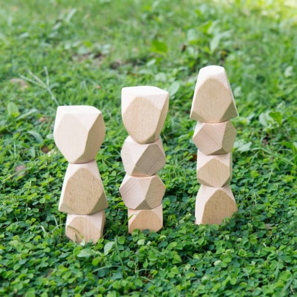 Standing Stone Wood Blocks