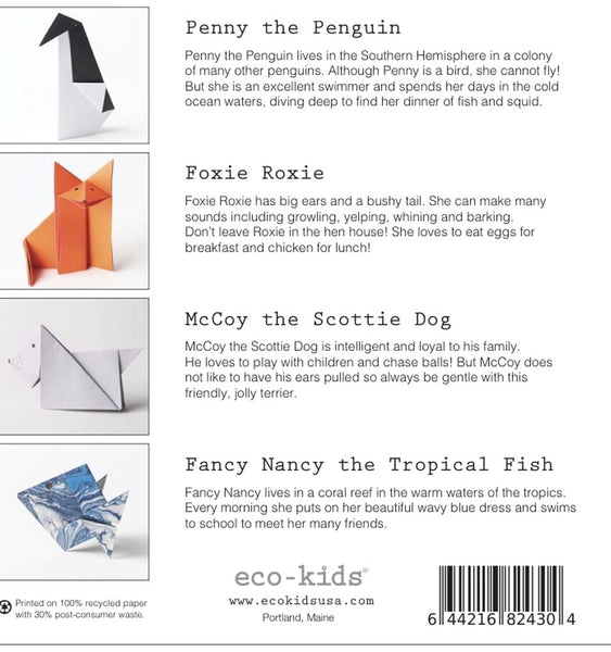 Paper Magic Origami Kit