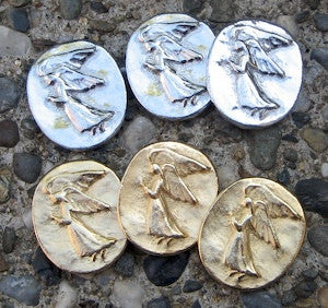 Angel Coins - Set of Three