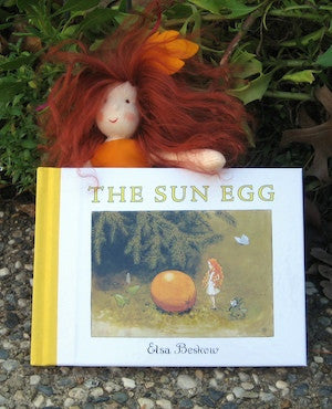 <i>The Sun Egg</i> <b>Mini</b> Edition by Elsa Beskow