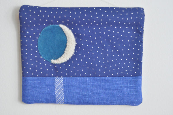 <i>Moonrise</i> Cloth Wall Hanging