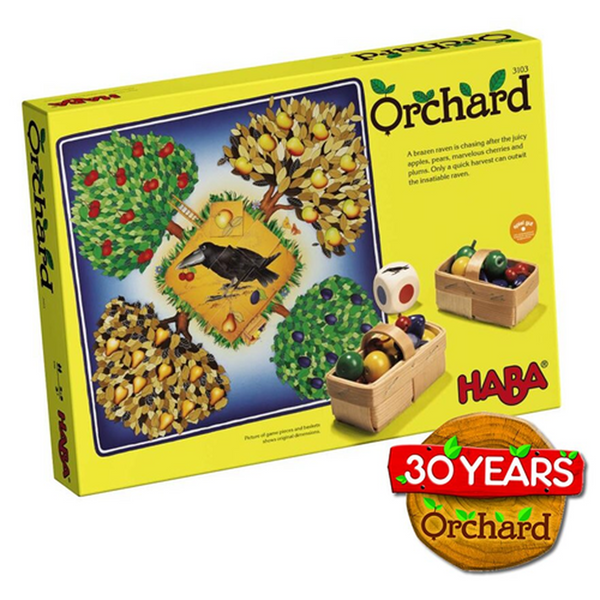 Orchard Cooperative Game