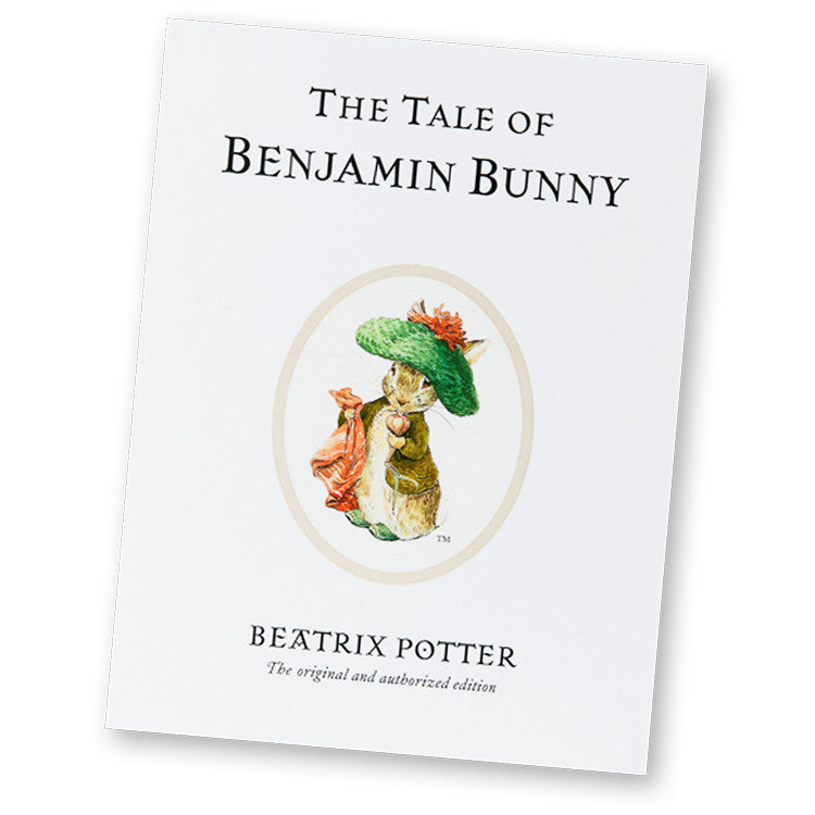 <i>The Tale of Benjamin Bunny</i> by Beatrix Potter