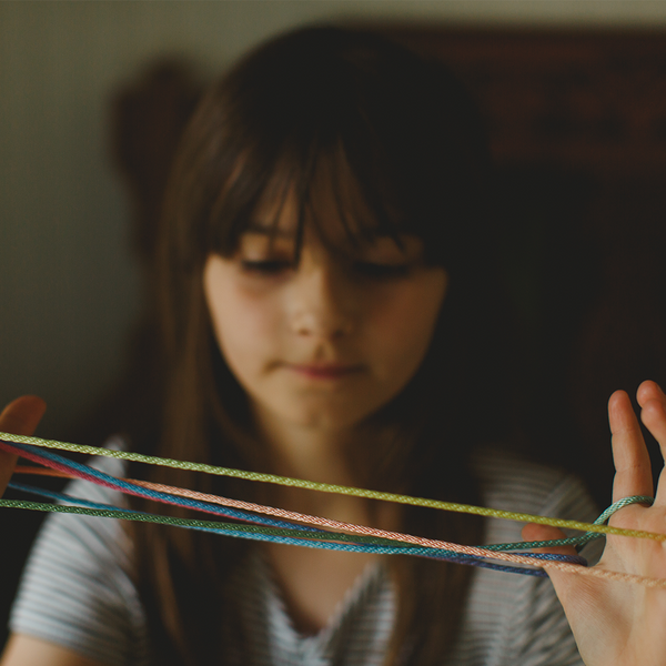 Rainbow String for String Games