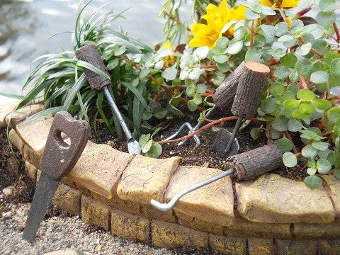 Gnome Garden Set - Tools