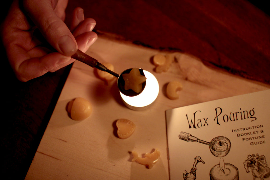 Fortune-Telling with Wax - New Year's Activity Kit