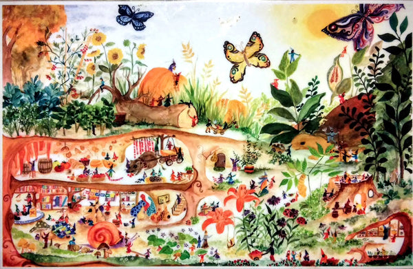 Autumn Butterflies Placemat