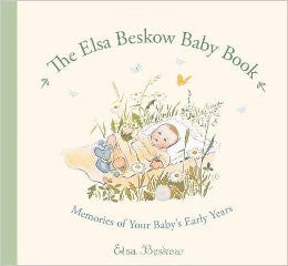 <i>The Elsa Beskow Baby Book: Memories of Your Baby's Early Years</i>