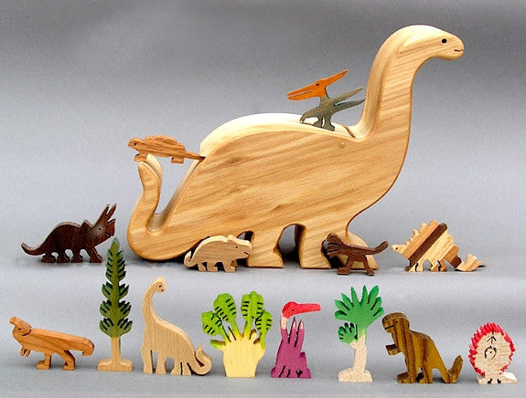 Brontosaurus Adventure Story Box Set
