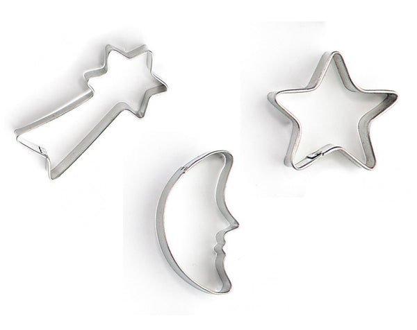 Celestial Cookie Cutter Set