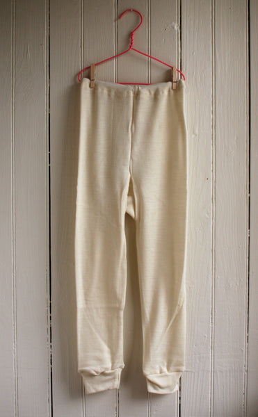 Engel Organic Wool Child's Long John Bottoms