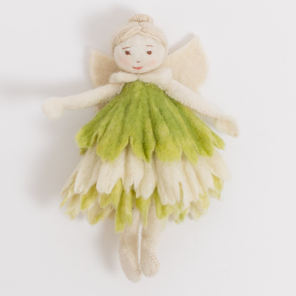 Tender Fern Fairy Doll