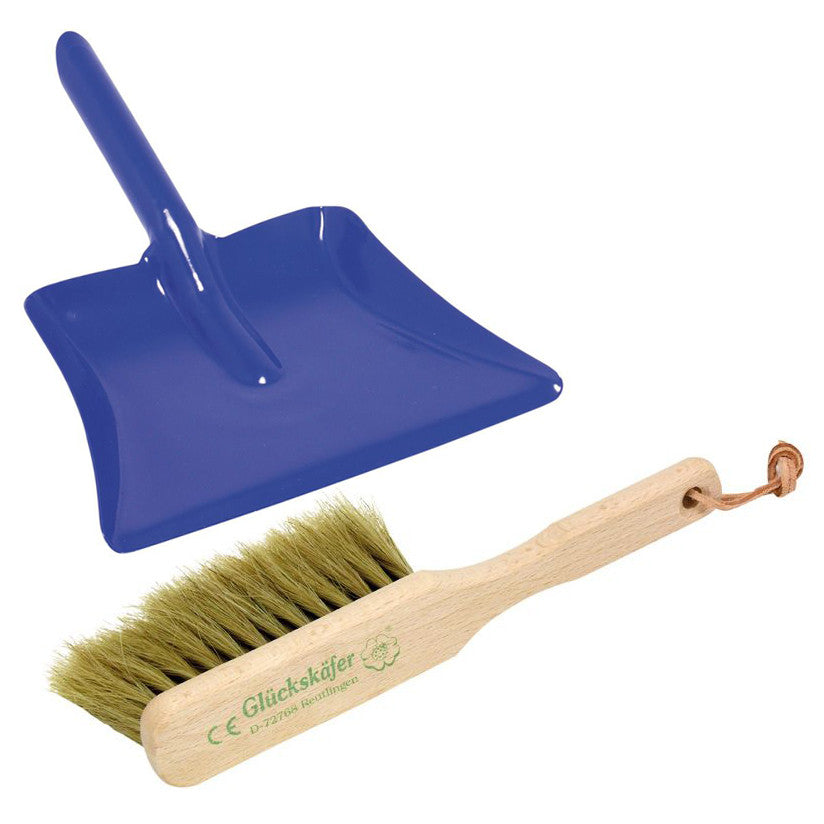Child's Dust Pan and Brush