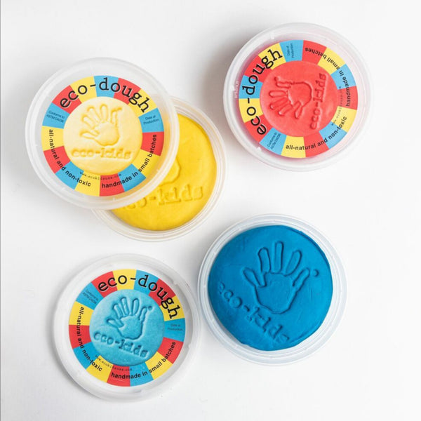 Eco Play Dough - 12oz or 24oz