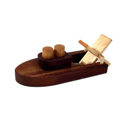 Rubberband Bath Boat