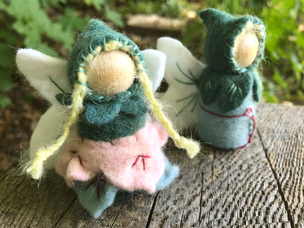 Wee Fairy Folk Complete Sewing Kit