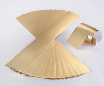 Gold Crown Paper - 10 Pieces