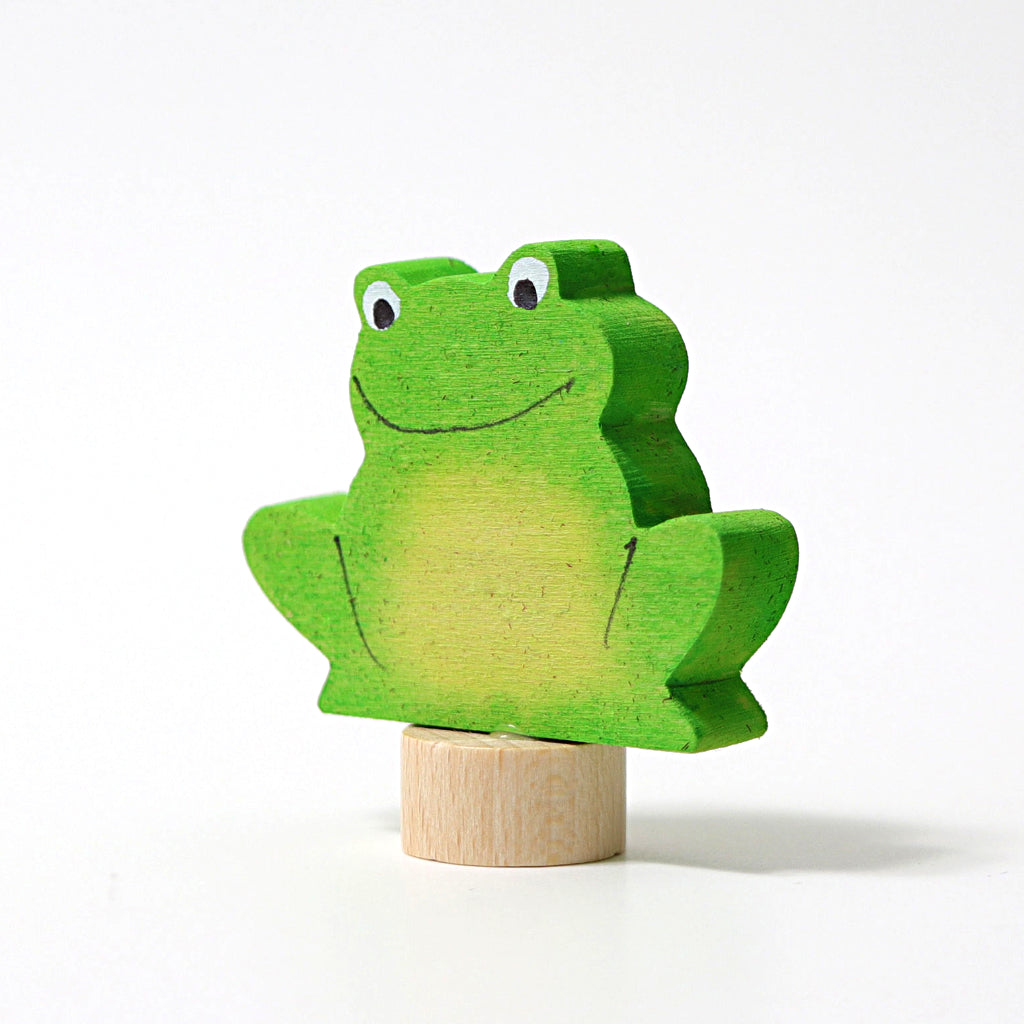 Grimm's Birthday Ring Decoration - Frog