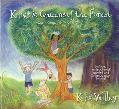 <i>Kings and Queens of the Forest</i> by Kira Willey