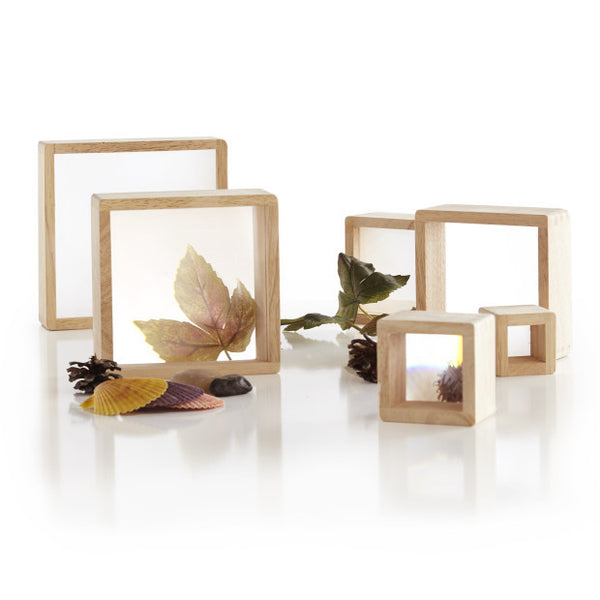 Magnification Block Set