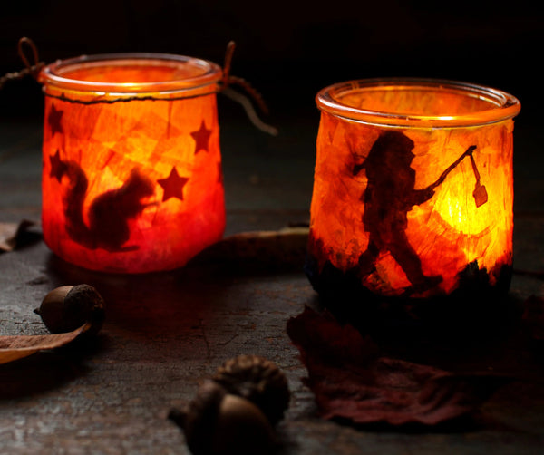 Make-It-Yourself Lantern Kit