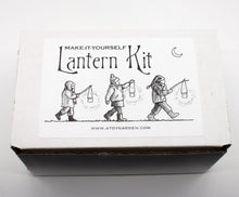 Load image into Gallery viewer, Make-It-Yourself Lantern Kit
