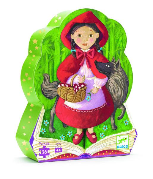 Little Red Riding Hood 36 Piece Puzzle