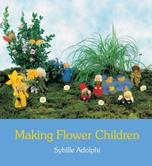 <i>Making Flower Children</i> by Sybille Adolphi