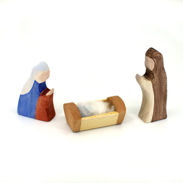 Holy Family by Brin d'Bois