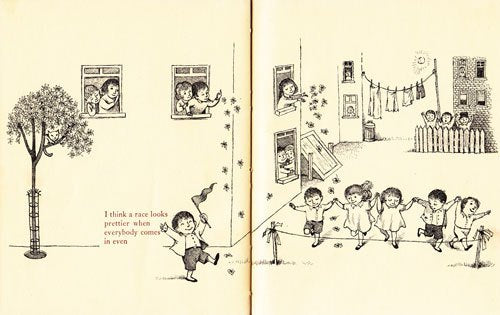<i>Open House for Butterflies</i> by Ruth Krauss, illustr. by Maurice Sendak