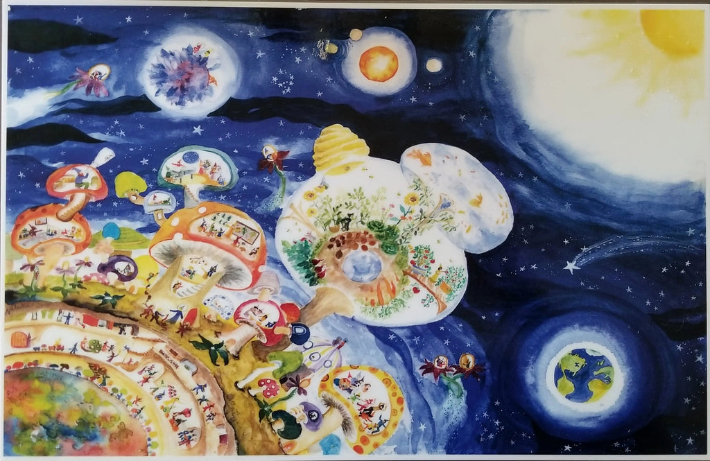 Outer Space Placemat