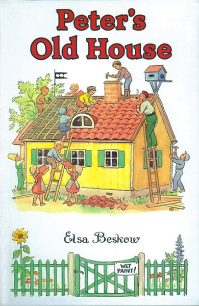 <i>Peter's Old House</i> by Elsa Beskow
