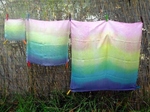 Mini Rainbow Silks - 11""