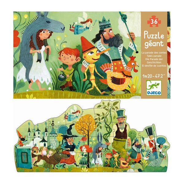 Tales Parade Giant 36 Piece Puzzle