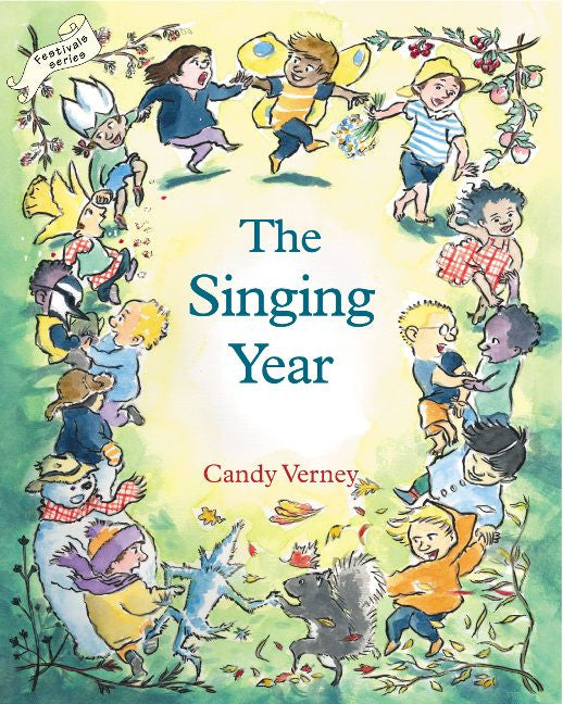 <i>The Singing Year</i> with CD by Candy Verney